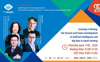 The Present and Future Development of Artificial Intelligence and Big Data in Smart Farming: a webinar